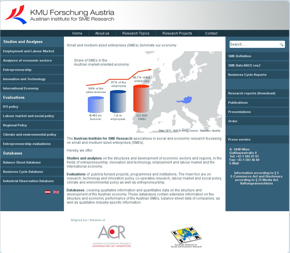 Serviços de apoio a Microempresas, Pequenas Empresas e Empresas Individuais