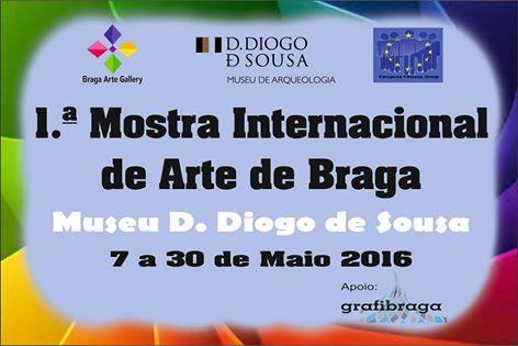 I mostra internacional de arte de Braga